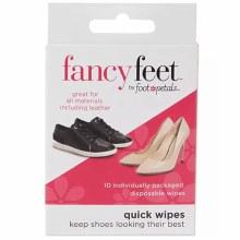 Foot Petals Fancy Feet Premium Quick Wipes