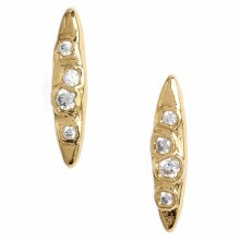 Gorjana Collette Marquise Studs