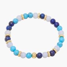 Gorjana Power Gemstone Mantra Bracelet- Reflection