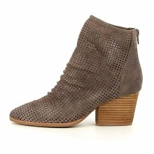 Jeffrey Campbell Jenelle Bootie Taupe