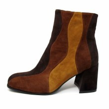 Jeffrey Campbell Lava Lamp Brown Suede