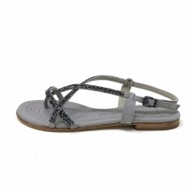 Kennel & Schmenger Silver Sandal