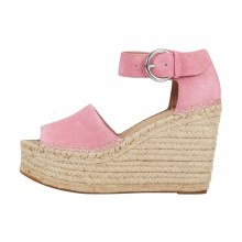 Marc Fisher Alida Pink Suede