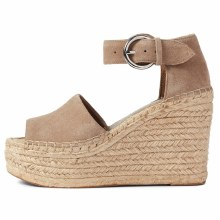 Marc Fisher Alida Taupe Suede