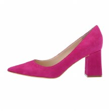 Marc Fisher Zala Pink Suede