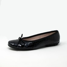 Paul Mayer Country Ballet Flat Black