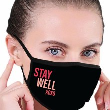 House of Tens Stay Well  XOXO Mask