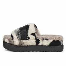 UGG Fluffita Cali Collage Black/Grey