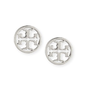 Tory Burch Circle Miller Earrings