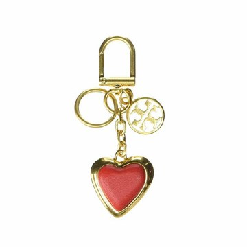 Tory Burch Heart Key Chain