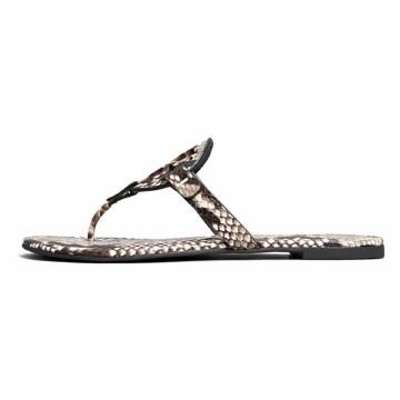 Tory Burch Miller Sandal Warm Roccia