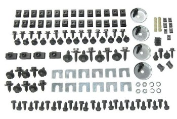 1967 1968 Camaro Standard Front End Sheet Metal Fastener Kit