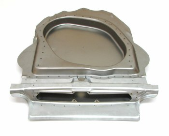 68 69 Camaro 302 Z/28 Chevrolet Crossram Steel Hood Insert Assembly USA!
