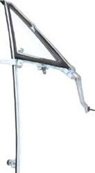 1967 Camaro & Firebird Vent Window Assembly w/Clear Glass OE Quality! RH