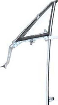 1967 Camaro & Firebird Vent Window Assembly w/Clear Glass OE Quality! LH