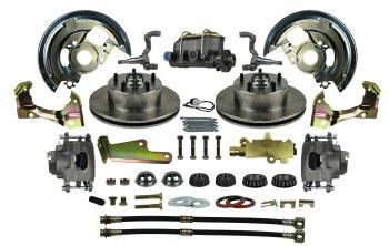Front Disc Brake Kit, Generic