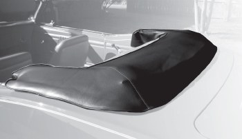 Convertible Top Boot