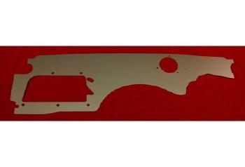 1967 Camaro Custom Anodized Firewall Cover Panel
