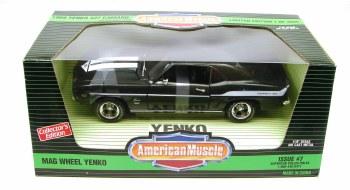 1969 Camaro 1969 Yenko 427 Camaro Green