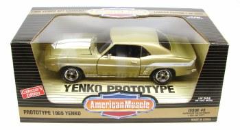 1969 Camaro 1969 Yenko 427 Camaro  Gold
