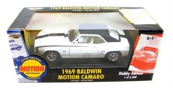 1969 Camaro 1969 Motion 427 Camaro White