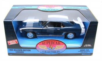 1969 Camaro 1969 Motion 427 Camaro Blue