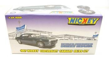 1967 Camaro 1967 Nickey 427 Camaro Turq