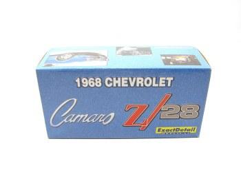 1968 Camaro 1968 Z/28 Camaro 302  Blue