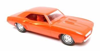 Promo Cars 1969 Camaro