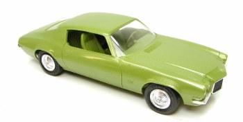 Promo Cars 1971 Camaro