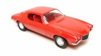 Promo Cars 1973 Camaro