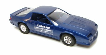 Promo Cars 1987 Camaro