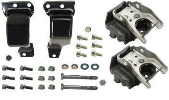 1969 Camaro Engine Frame & Motor Mount Kit  All BB Engines USA MADE!