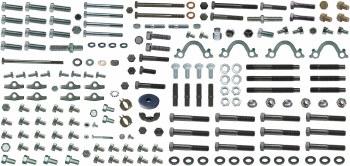 67 68 Camaro SB Master Engine Bolt Kit Without AC 152 Pieces USA!