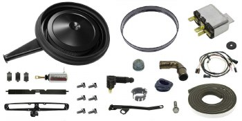 1969 Camaro Cowl Induction System RPO ZL-2  Fits: 302 Z/28 Engine