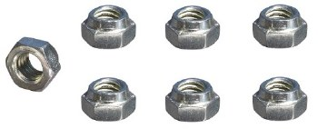65 66 67 68 69 70 Camaro Exhaust Manifold Stud Cone Nuts SB & BB GM# 9417668