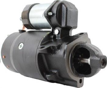 Starter Motor & Related