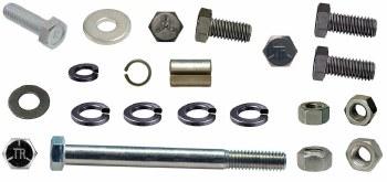 67 68 Camaro Alternator Bracket Mounting Hardware & Bolt Kit  BB