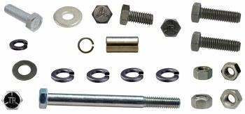 65 66 67 68 Camaro Alternator Bracket Mounting Hardware & Bolt Kit  SB