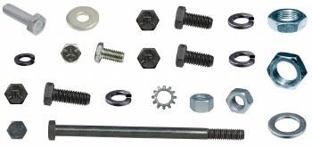 69 70 71 72 73 74 Camaro SB Alternator Bracket Mounting Hardware & Bolt Kit