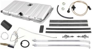 67 68 Camaro & Firebird Fuel Tank Kit 3/8 & Sender OE Quality Stainless