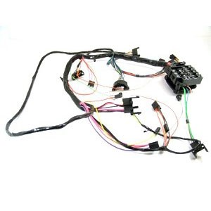 1968 Camaro Under Dash Wiring Harness MT & Tach & Console w/Gauges - 1967,  1968, 1969 Camaro Parts - NOS, Rare, Reproduction Camaro Parts for your  RestorationHeartbeat City