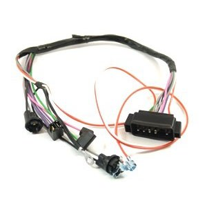 1969 Camaro Console Wiring Harness Automatic Without Console Gauges 1967 1968 1969 Camaro Parts Nos Rare Reproduction Camaro Parts For Your Restoration