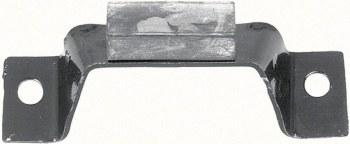 1968 Camaro Front Bumper Center Bumper Bracket Cushion  GM# 3929955