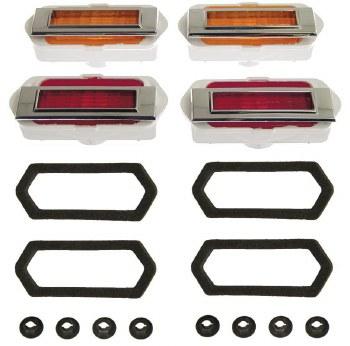 Side Marker Lamps & Bezels
