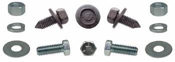 67 68 69  Camaro Rear Bumper Guard Mounting Hardware Kit  Correct