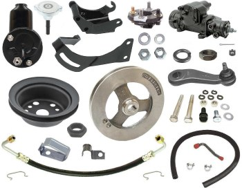 1967 1968 Camaro Power Steering Conversion Kit 302 Z/28 OE Quality! Correct