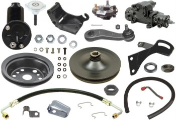 1967 1968 Camaro Power Steering Conversion Kit 350 OE Quality! Correct