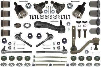 68 69 Camaro Monster Front Suspension Kit w/Manual Steering OE USA!