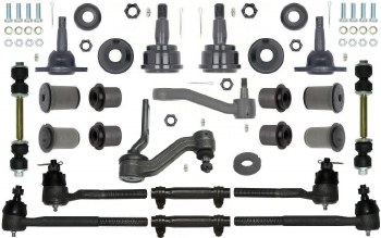 68 69 Camaro Major Front Suspension Kit w/Power Steering Imported